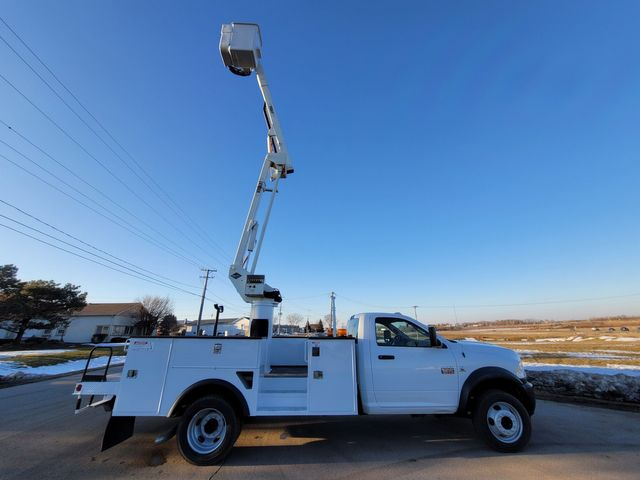 2012 Dodge 5500 VERSALIFT 45FT WORKING HEIGHT Lake In The Hills, IL 21