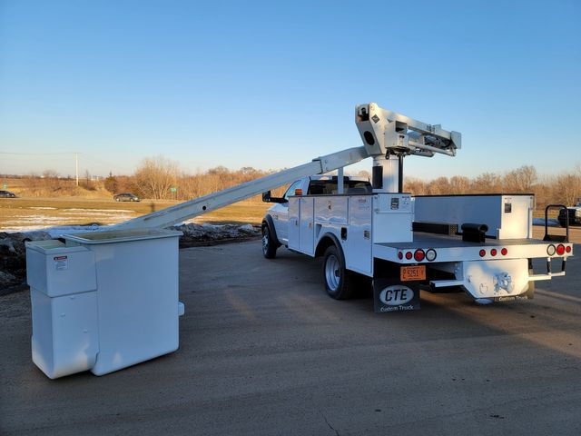 2012 Dodge 5500 VERSALIFT 45FT WORKING HEIGHT Lake In The Hills, IL 23