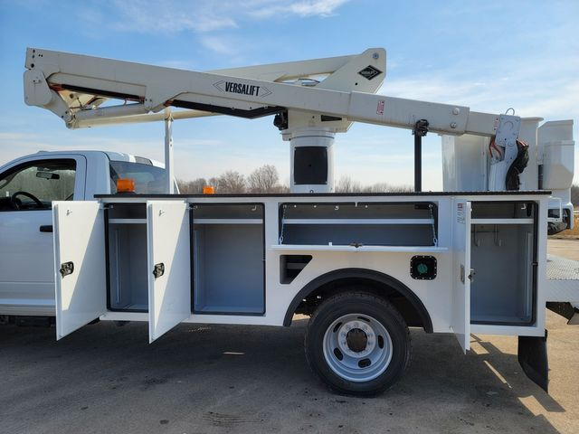 2012 Dodge 5500 VERSALIFT 45FT WORKING HEIGHT Lake In The Hills, IL 32