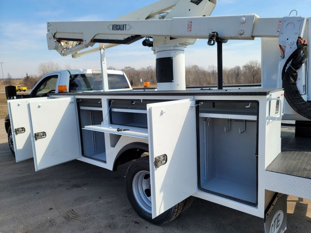 2012 Dodge 5500 VERSALIFT 45FT WORKING HEIGHT Lake In The Hills, IL 33