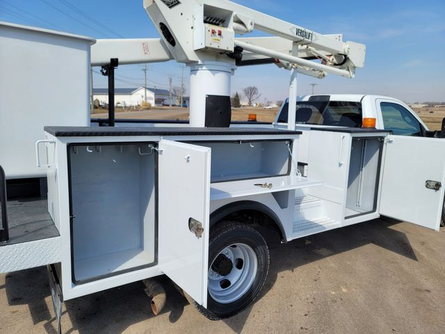 2012 Dodge 5500 VERSALIFT 45FT WORKING HEIGHT Lake In The Hills, IL 34