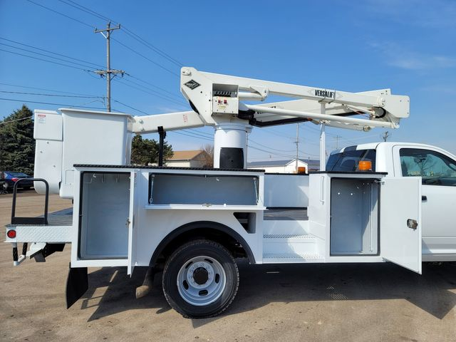 2012 Dodge 5500 VERSALIFT 45FT WORKING HEIGHT Lake In The Hills, IL 35