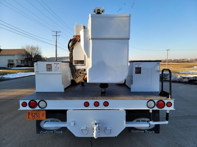 2012 Dodge 5500 VERSALIFT 45FT WORKING HEIGHT Lake In The Hills, IL 3