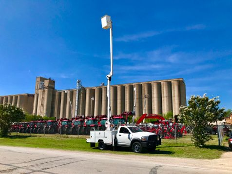 2012 Dodge 5500 RAM 4X4 BUCKET TRUCK  in Fort Worth, TX
