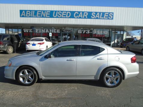 2012 Dodge Avenger SE in Abilene, TX