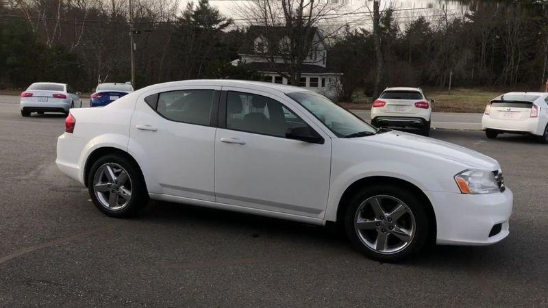 2012 Dodge Avenger SE  in Bangor, ME
