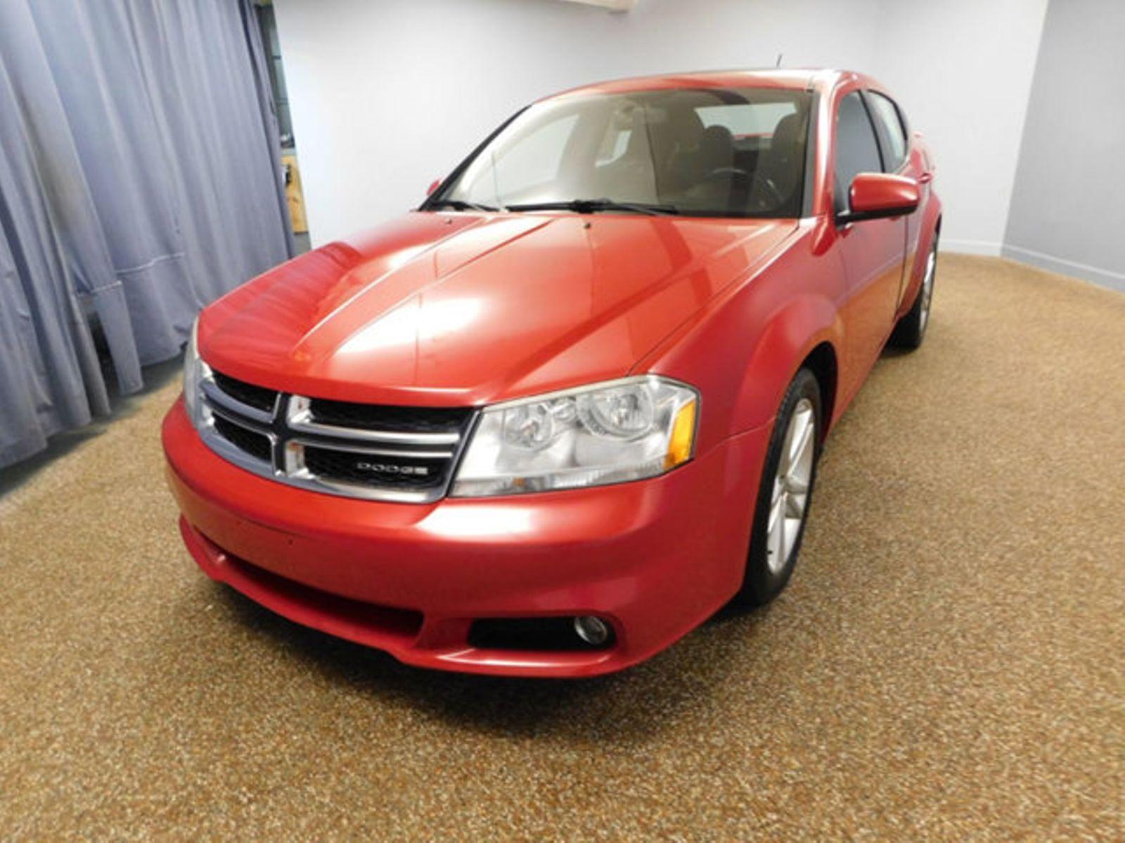 2012 Dodge Avenger Sxt Plus City Ohio North Coast Auto Mall Of Bedford Hood In
