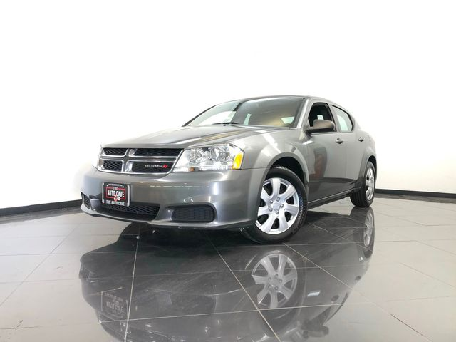 2012 Dodge Avenger *Approved Monthly Payments* | The Auto Cave in Dallas