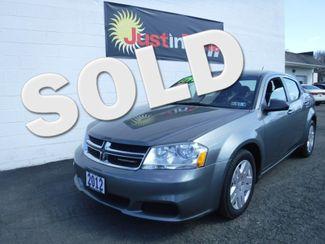 2012 Dodge Avenger SE   Endicott, NY   Just In Time, Inc. in Endicott NY