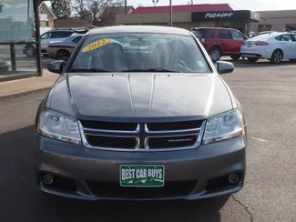 2012 Dodge Avenger SXT Plus Englewood, CO 1