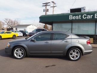 2012 Dodge Avenger SXT Plus Englewood, CO 8