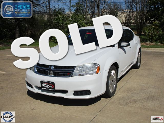 2012 Dodge Avenger SE in Garland