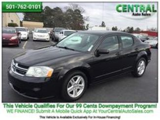 2012 Dodge Avenger SXT | Hot Springs, AR | Central Auto Sales in Hot Springs AR