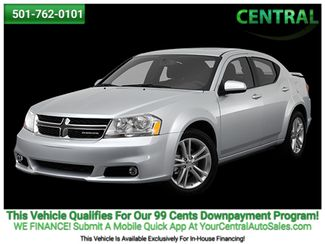2012 Dodge Avenger SE V6 | Hot Springs, AR | Central Auto Sales in Hot Springs AR