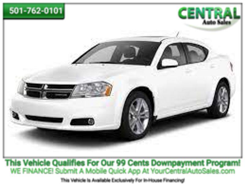 2012 Dodge Avenger SE | Hot Springs, AR | Central Auto Sales in Hot Springs AR