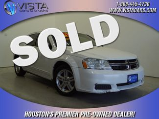 2012 Dodge Avenger SXT  city Texas  Vista Cars and Trucks  in Houston, Texas