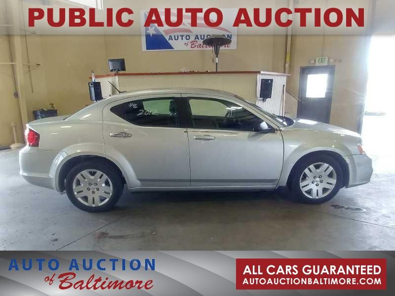 2012 Dodge Avenger SE | JOPPA, MD | Auto Auction of Baltimore  in JOPPA MD