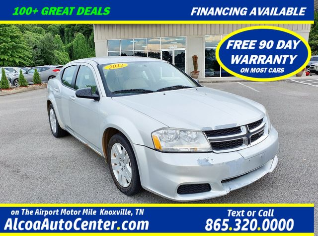 2012 Dodge Avenger SE in Louisville, TN 37777