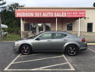 2012 Dodge Avenger SE   Myrtle Beach, South Carolina   Hudson Auto Sales in Myrtle Beach South Carolina