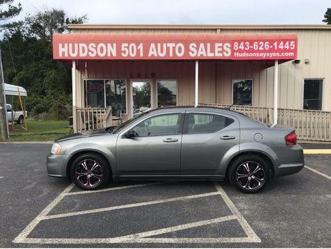 2012 Dodge Avenger SE | Myrtle Beach, South Carolina | Hudson Auto Sales in Myrtle Beach, South Carolina