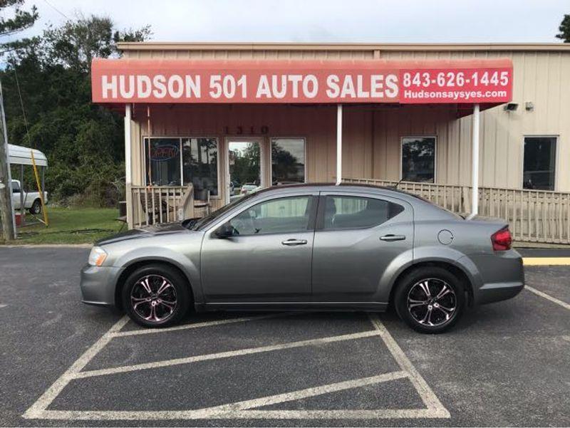 2012 Dodge Avenger SE | Myrtle Beach, South Carolina | Hudson Auto Sales in Myrtle Beach South Carolina