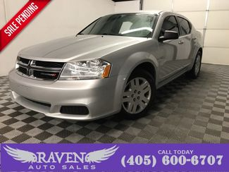 2012 Dodge Avenger in Oklahoma City, Oklahoma