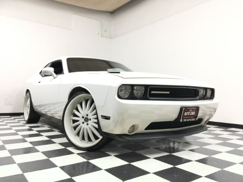 2012 Dodge Challenger *R/T Regency Package*Limited Edition*Full Exhaust* | The Auto Cave in Addison
