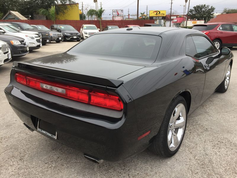 2012 Dodge Challenger RT Plus  Brownsville TX  English Motors  in Brownsville, TX