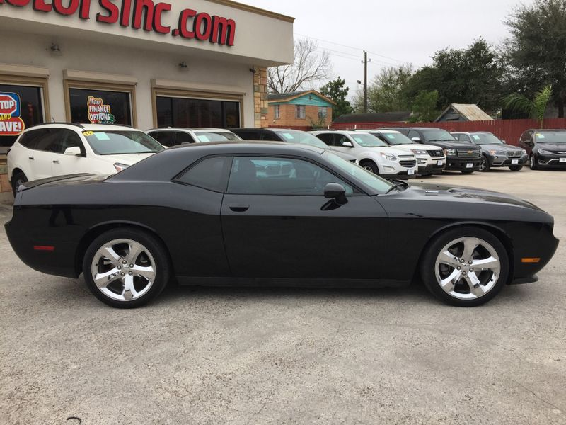 2012 Dodge Challenger RT Plus  Brownsville TX  English Motors  in Brownsville, TX