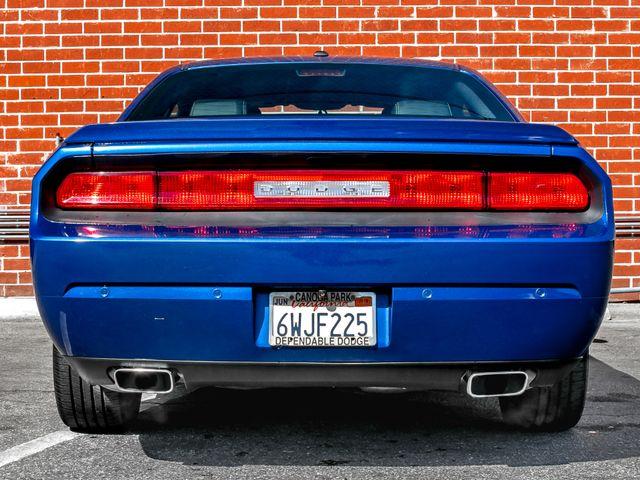 2012 Dodge Challenger R/T Classic Burbank, CA 3