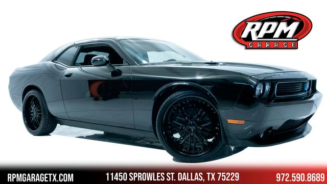2012 Dodge Challenger R/T Plus with Upgrades
