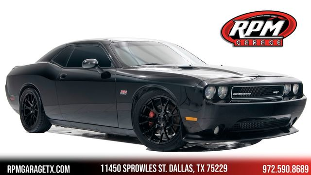 2012 Dodge Challenger SRT8 392 Supercharged with Many Upgrades
