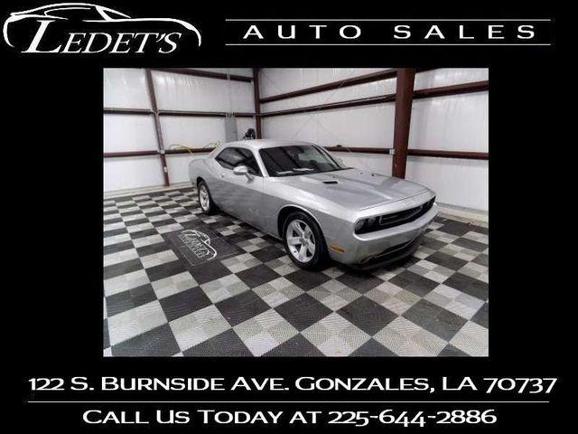 2012 Dodge Challenger SXT - Ledet's Auto Sales Gonzales_state_zip in Gonzales