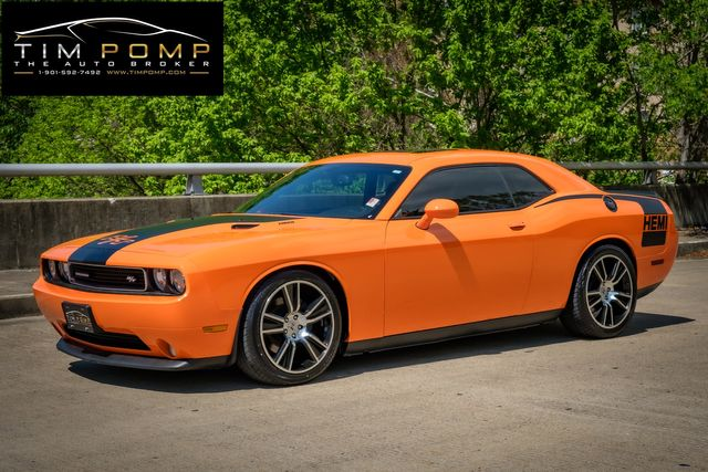2012 Dodge Challenger R/T SUNROOF- 1 OWNER LOW MILES