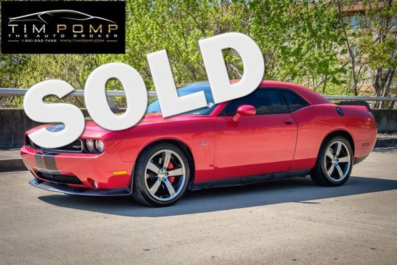 2012 Dodge Challenger SRT8 392 | Memphis, Tennessee | Tim Pomp - The Auto Broker in Memphis Tennessee