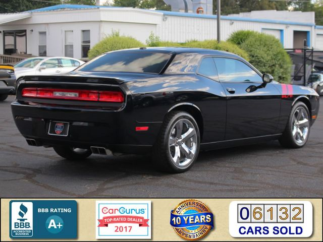 "2012 Dodge Challenger R/T RWD - LEATHER - 20"" WHEELS - 6SP MANUAL! Mooresville , NC 2"