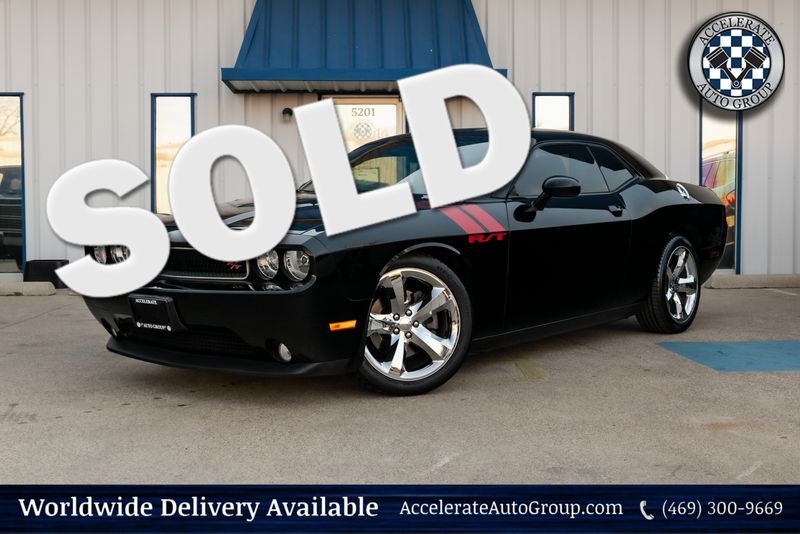 2012 Dodge Challenger R/T in Rowlett Texas