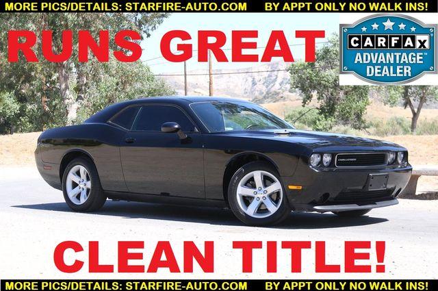 2012 Dodge Challenger SXT Santa Clarita, CA