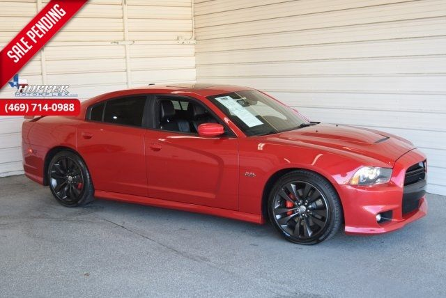 2012 Dodge Charger SRT8 HPA