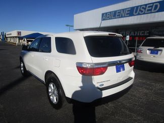 2012 Dodge Durango SXT  Abilene TX  Abilene Used Car Sales  in Abilene, TX