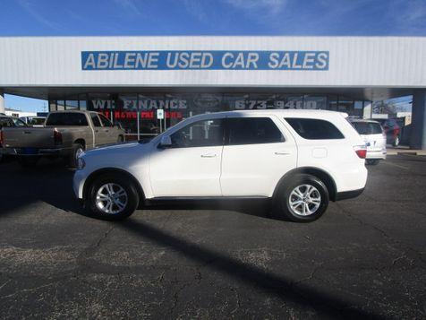 2012 Dodge Durango SXT in Abilene, TX