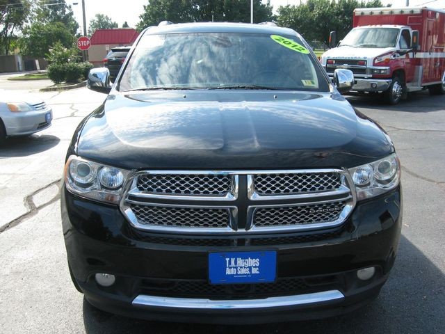 2012 Dodge Durango AWD Citadel Richmond, Virginia 2