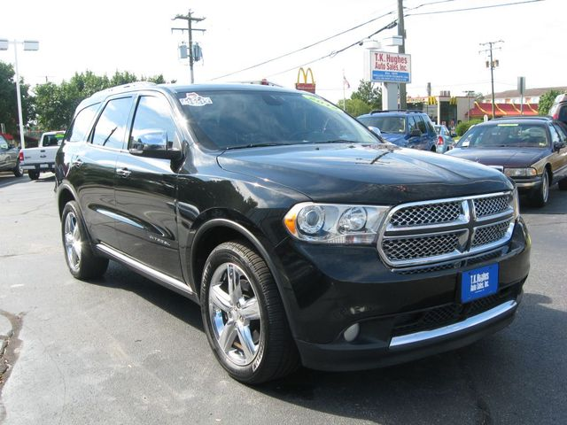 2012 Dodge Durango AWD Citadel Richmond, Virginia 3