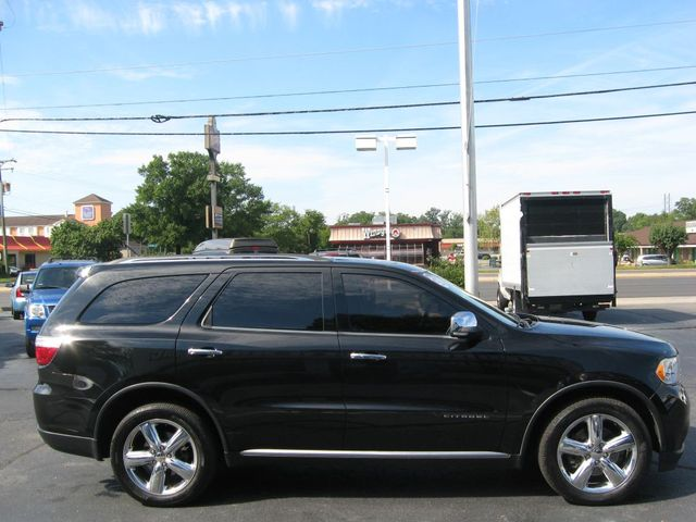 2012 Dodge Durango AWD Citadel Richmond, Virginia 4