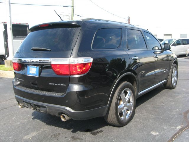2012 Dodge Durango AWD Citadel Richmond, Virginia 5