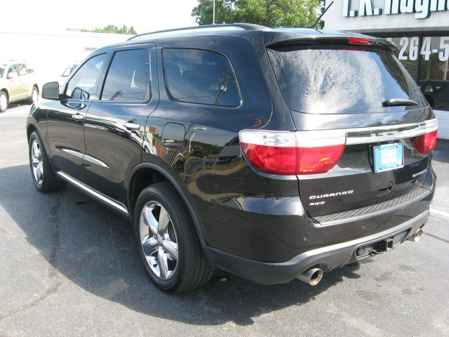 2012 Dodge Durango AWD Citadel Richmond, Virginia 7