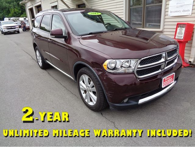 2012 Dodge Durango Crew in Brockport NY, 14420