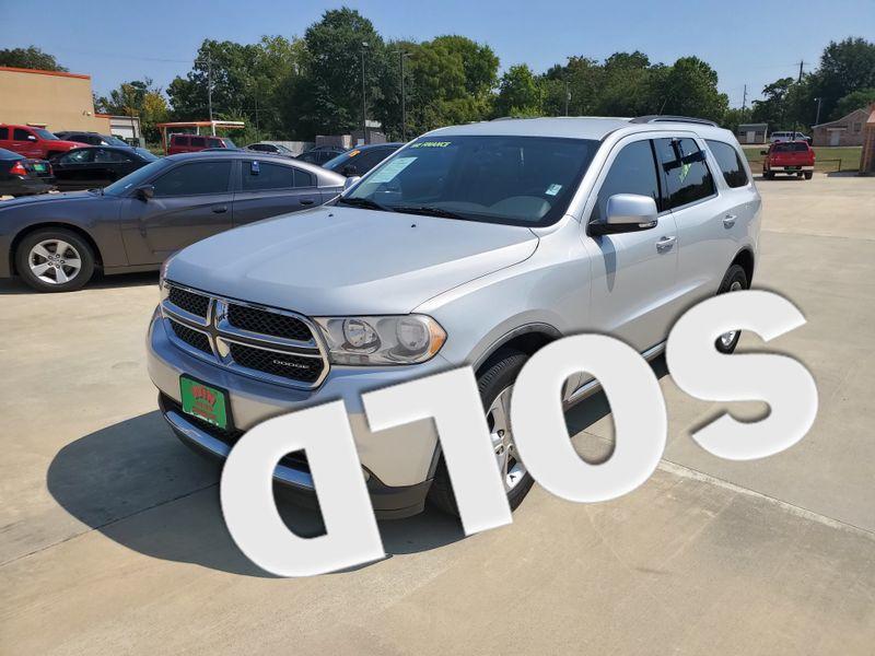 2012 Dodge Durango Crew   Gilmer, TX   Win Auto Center, LLC in Gilmer TX