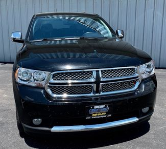 2012 Dodge Durango Citadel AWD in Harrisonburg, VA 22802