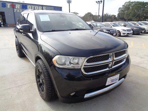 2012 Dodge Durango Crew in Houston